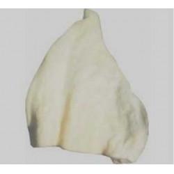Sušené bravčové uši biele