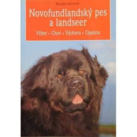 Novofundlandský pes a landseer