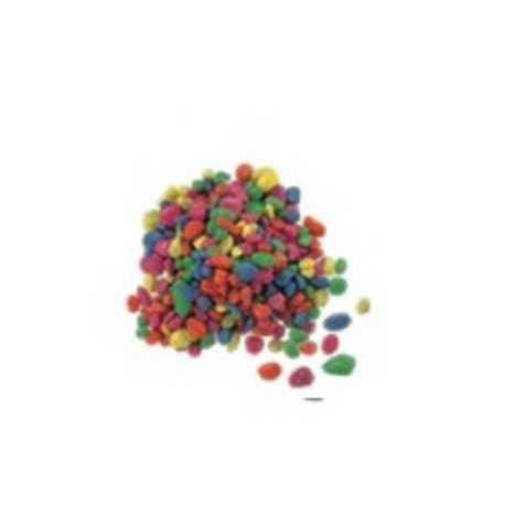 Farebný štrk 7-15mm