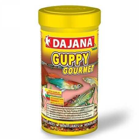 Dajana Guppy Gourmet mini vločky 100 ml