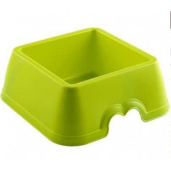 Plastová miska hranatá 18x18x7cm