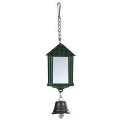 Zrkadielko lampáš so zvončekom 6cm