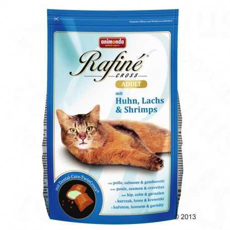 ANIMONDA RAFINE ADULT granule kura, losos a krevety 1,5kg