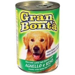 Gran Bonta konzerva s jahňacím mäsom 400g