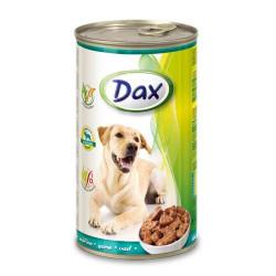 Dax konzerva pre psa divina 1240g