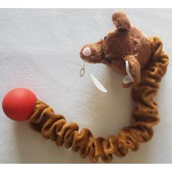 Naťahovací plyšový pes 30-50cm