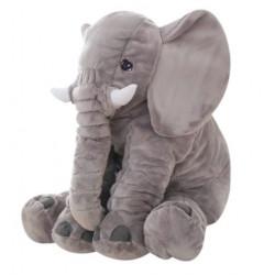 Plyšový sloník 55x60cm