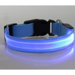 LED obojok pre psov
