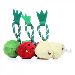 Plyšová hračka Ovocie 30cm