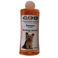 ARA Norkový olejový šampón