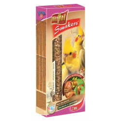 Vitapol tyčinky pre korelu orechové 2ks