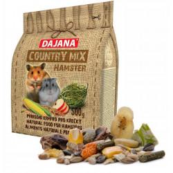 COUNTRY MIX krmivo pre škrečky 500g