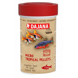 Dajana Micro Tropical Pellets