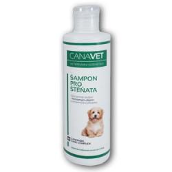 Canavet antiparaziný šampón pre šteniatka 250ml