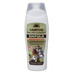 Hafula antiparaziný šampón pre psy a mačky 250ml
