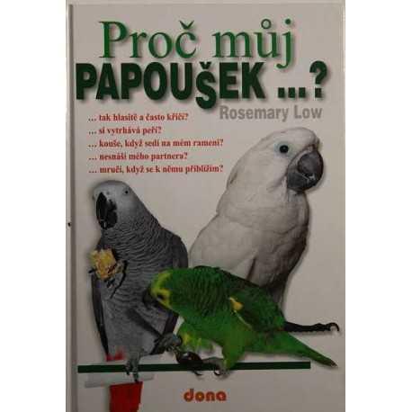 Prečo môj papagáj ...? - mierne poškodenie obalu