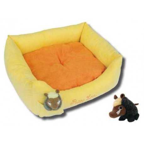Pelech Puppy s hračkou 60cm