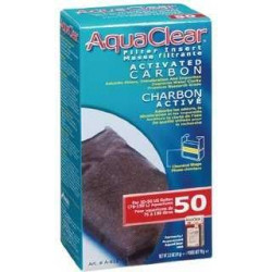 AquaClear AC 50 aktívne uhlie