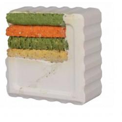 Minerálny blok so zeleninou 80g